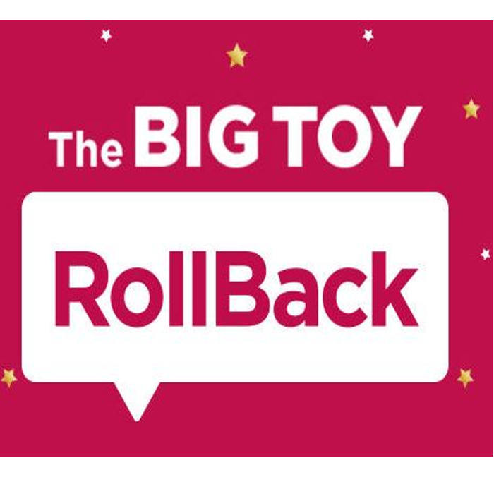 ASDA TOY Roll back