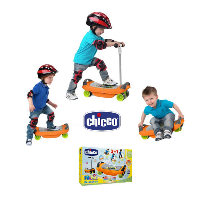 Chicco Fit  Fun 3 In 1 Balanskate