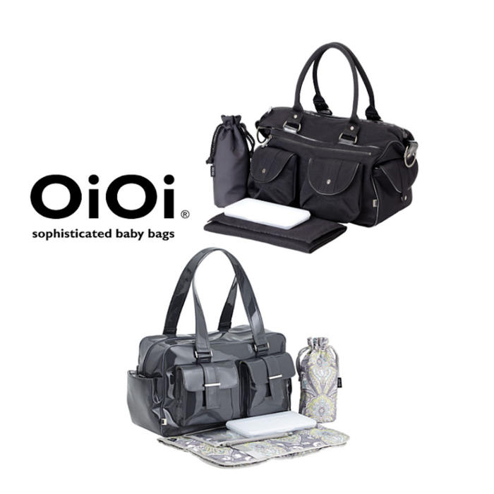 OiOi Carryall Baby Changing Bag