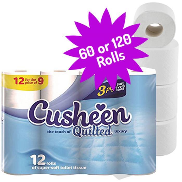 Cusheen rolls