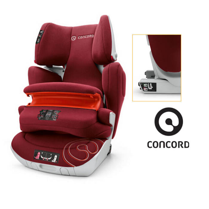 Concord Transformer XT Pro Group 123 Isofix Car Seat