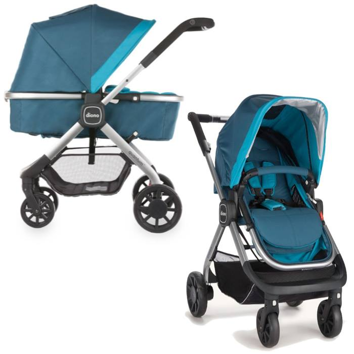 Diono Quantum Pushchair (Teal)