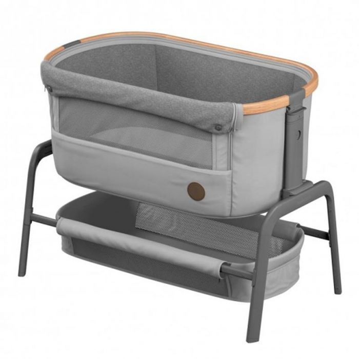 Maxi Cosi Iora Co-Sleeper - Essential Grey