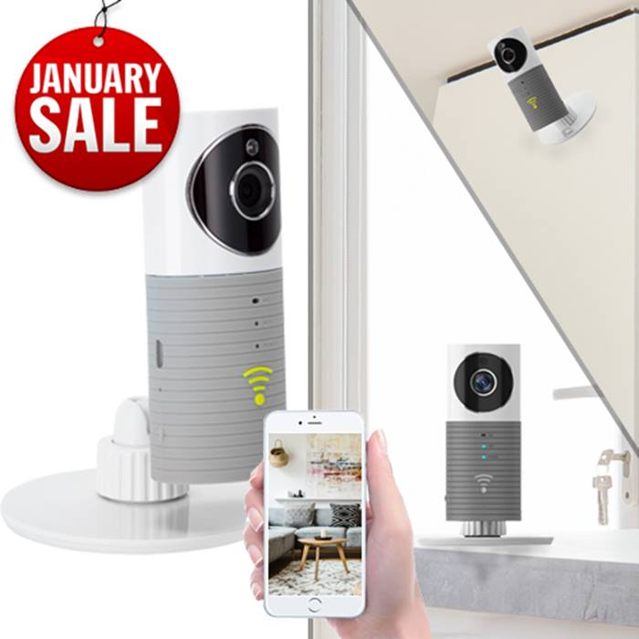 Clever Dog Smart Wireless Home Security Camera