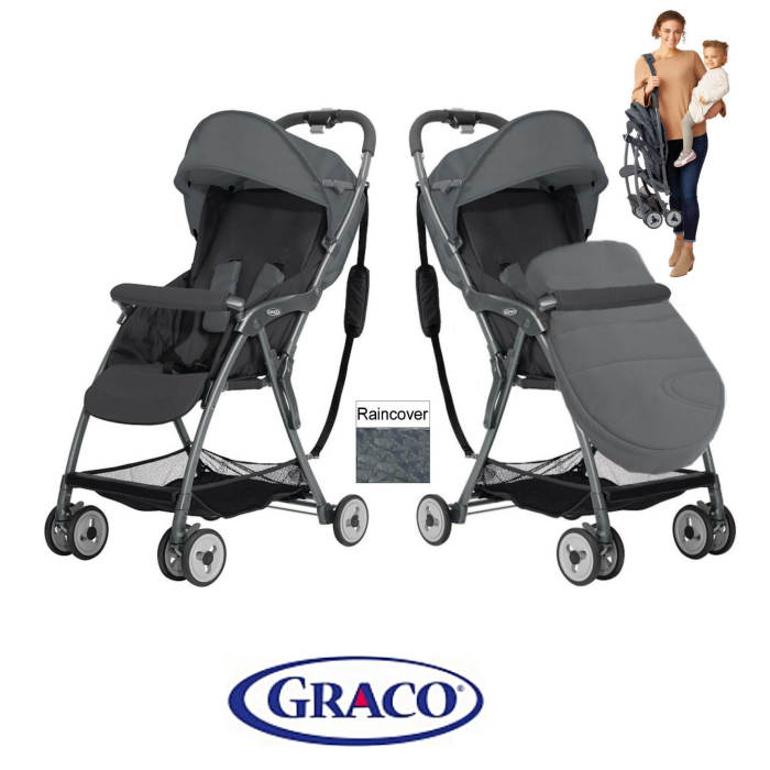 Graco Featherweight Stroller with Accessory Pack