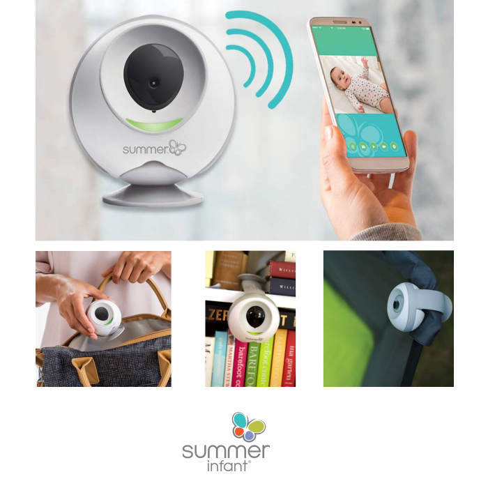 Summer Infant LIV Cam On-the-Go Baby Monitor Camera