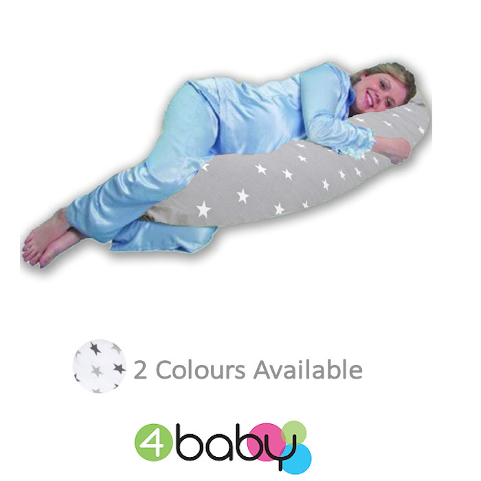 4baby 6ft Deluxe Body & Baby Support Pillow