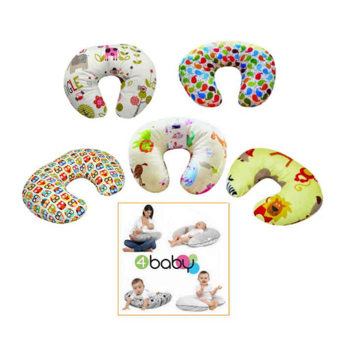 4baby 4 in 1 Nursing  Pregnancy Pillow  Cushion