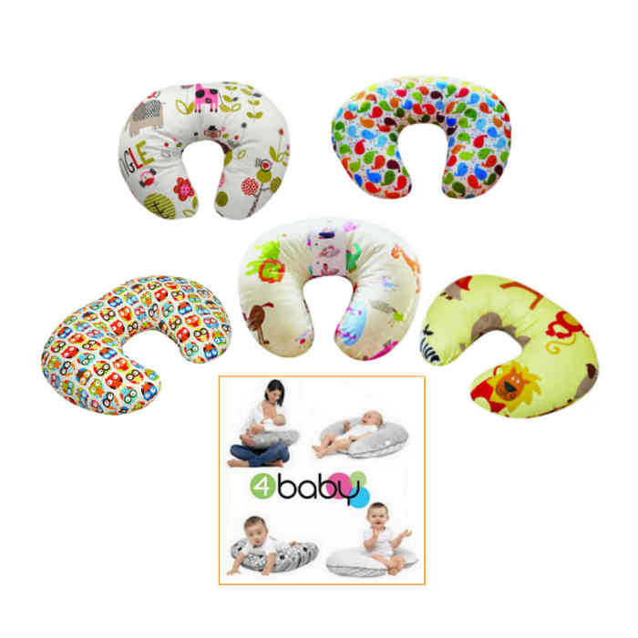 4baby 4 in 1 Nursing  Pregnancy Pillow  Cushion
