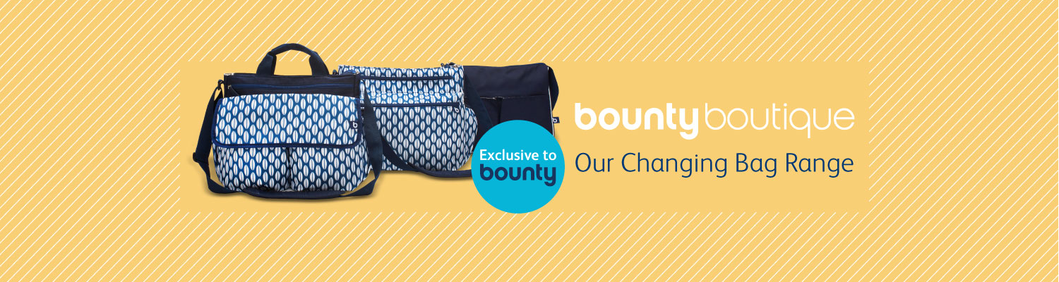 Shop Bounty Boutique changing bag