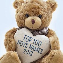 boys-names-2013
