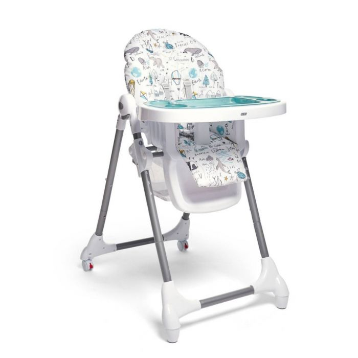 Mamas and Papas Snax Highchair - Happy Planet