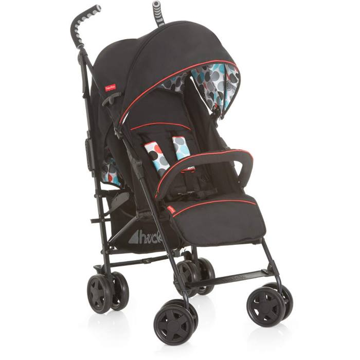 Fisher Price Easy Traveller Palmer + Stroller