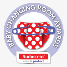 Sudocrem Care & Protect Baby Changing Room Awards
