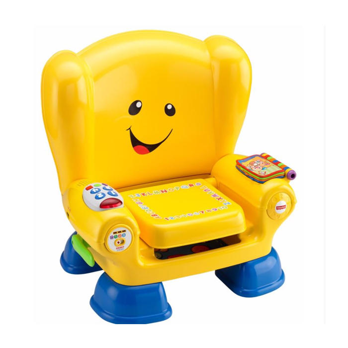 Laugh  learn chair