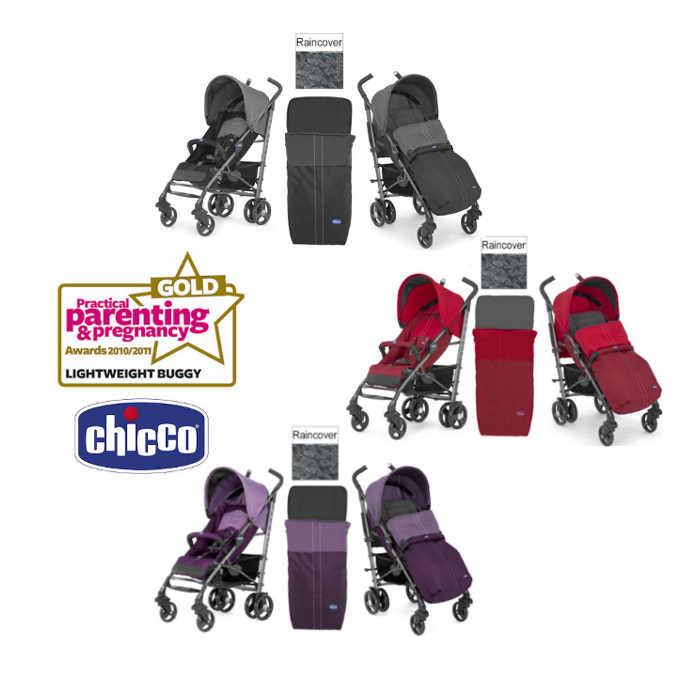 hicco LiteWay Top Stroller