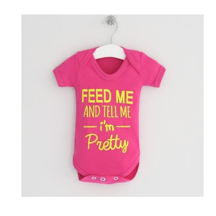 Feed Me Bodysuit