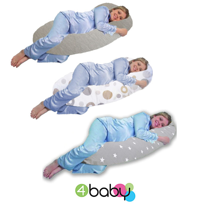 4baby Deluxe 6ft Body  Baby Support Pillow