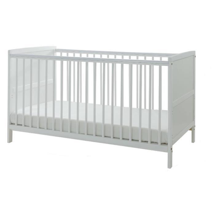 Kinder Valley Cot Bed & Mattress Bundle