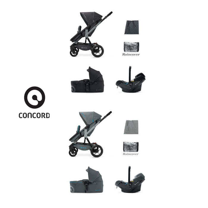 Concord wanderer-mobility-set