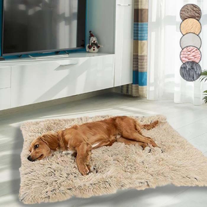 Fluffy Pet Blanket - 5 Colours & 3 Sizes