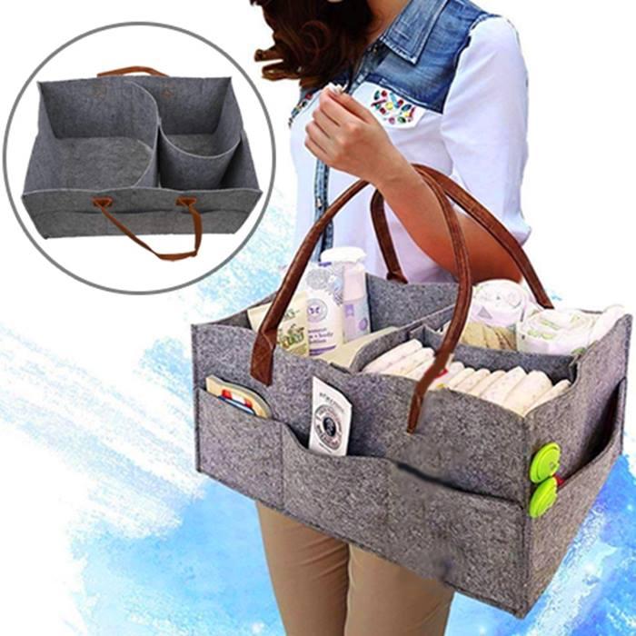 Nappy Organiser Bag