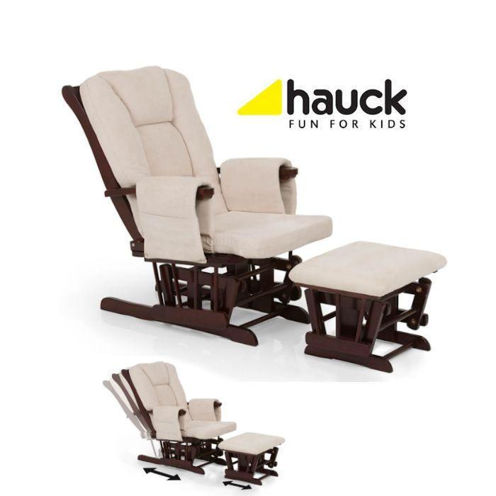 Hauck Glider Recliner Nursing Chair