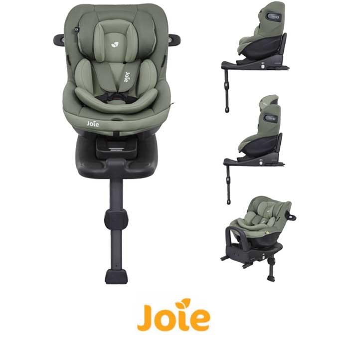 Joie i-Venture Group 0+/1 Car Seat And i-Base Advance ISOFIX Base