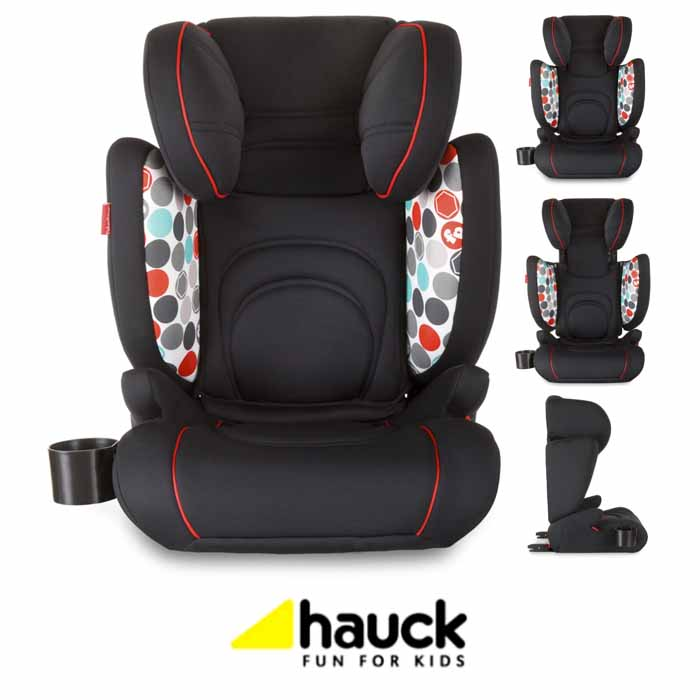 Hauck Fisher Price Easy Traveller Bodyguard Pro Group 2/3 ISOFIX Car Seat