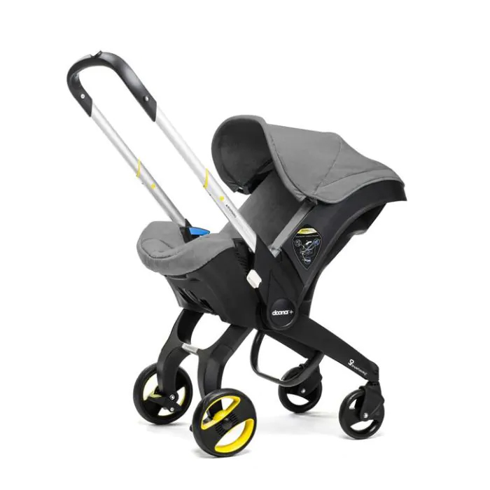 Doona Infant Car Seat and Bag - Storm