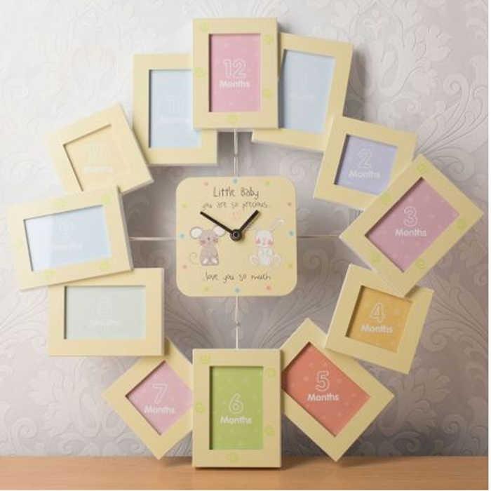 photo-frame-clock