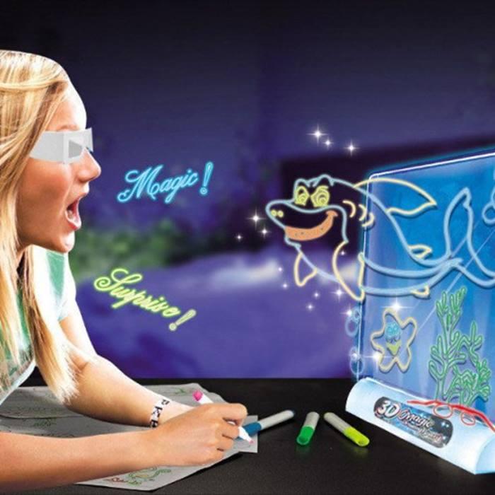 3D Draw Board