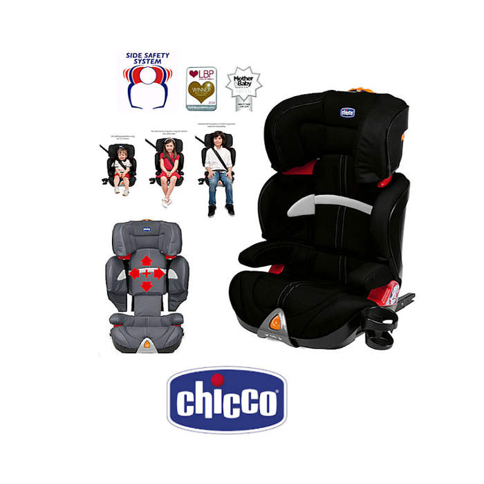 Chicco Oasys Group 2-3 FixPlus Car Seat