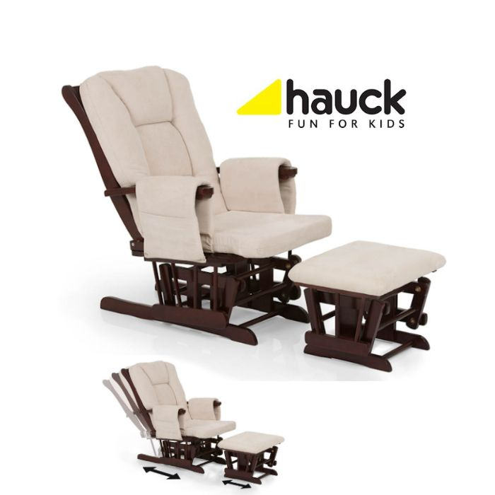 Hauck Glider Recliner Nursing Chair