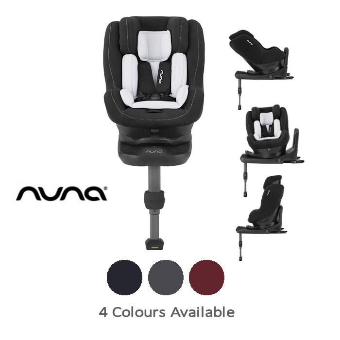 Nuna Rebl Group 01 iSize Isofix 360 Rotation Car Seat