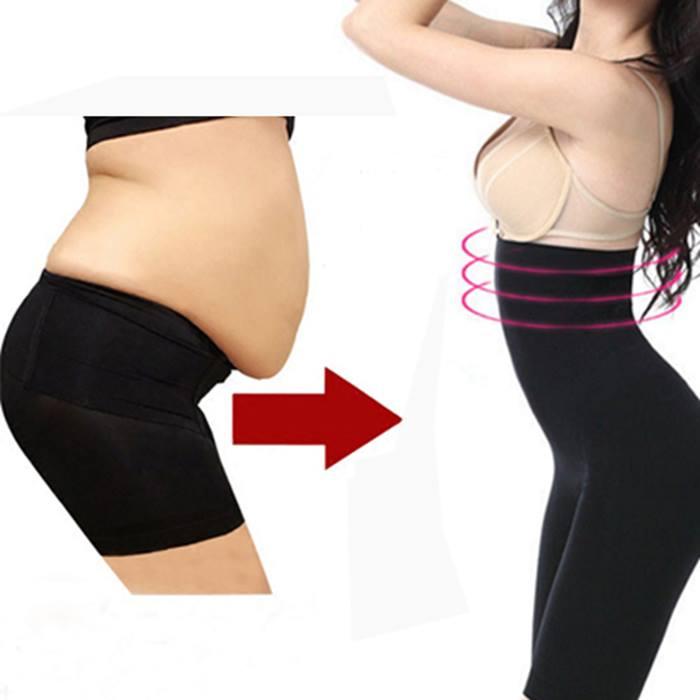 High Waisted Tummy Tuck Shapewear - 6 Sizes