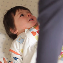safer sleep video