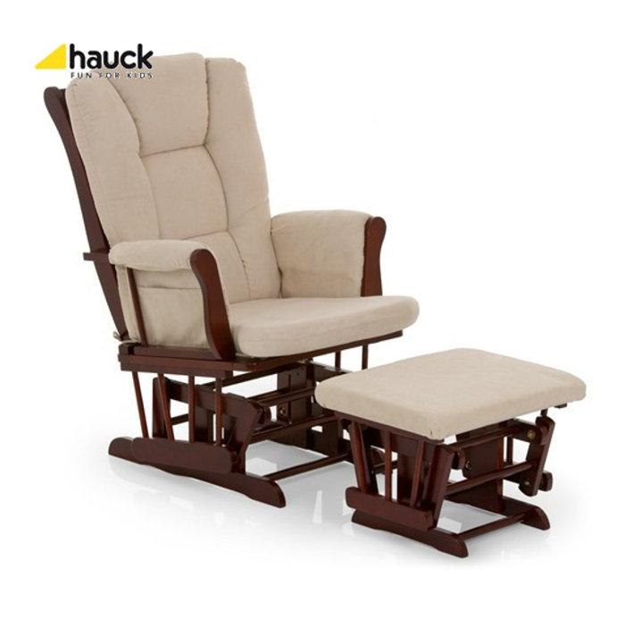 sc 1 st  Bounty & Hauck Glider Deluxe Nursing Chair u0026 Stool islam-shia.org