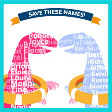 save names