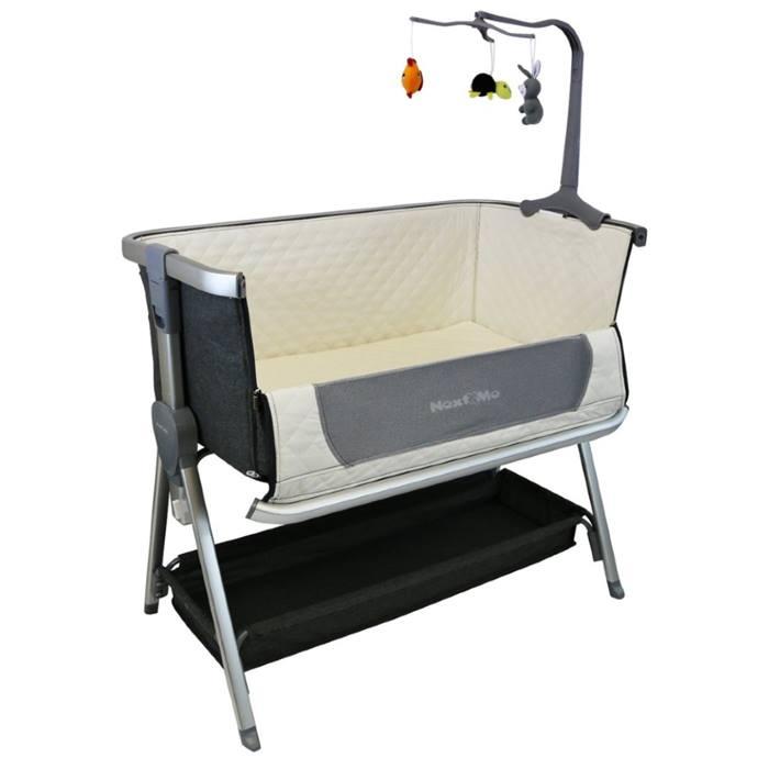iSafe Bedside Baby Crib