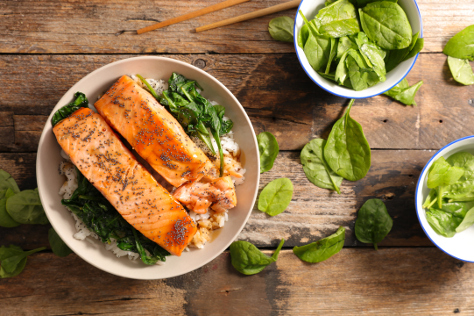 Foods to boost energy 474