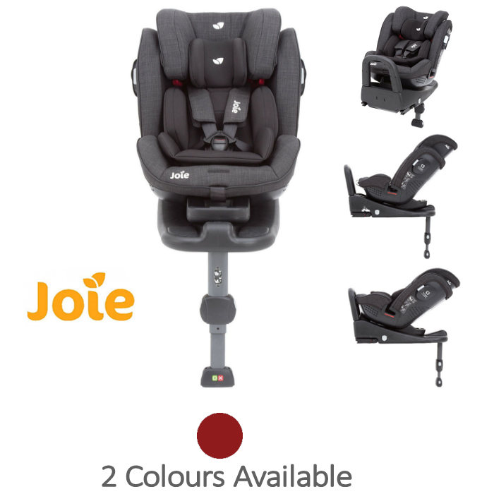 new Joie Stages Group 012 Car Seat