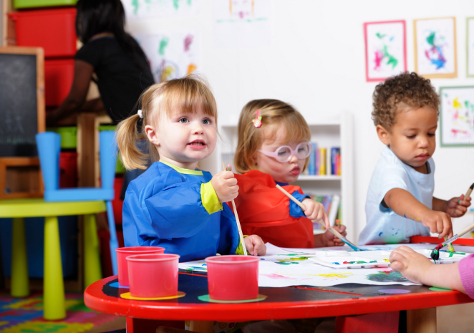Childcare for 2 year olds