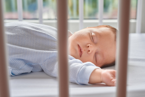 10 ways to settle baby to sleep 474