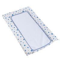 John Lewis blue stars changing mat