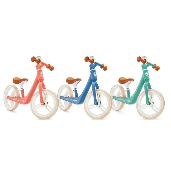 Kinderkraft Fly Plus Balance Bike