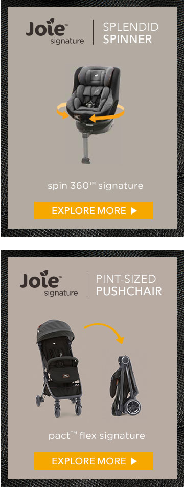 Joie Signature and Pact