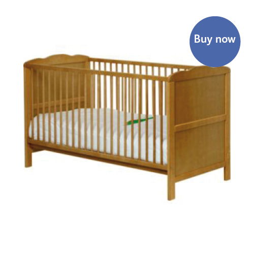 Saplings Kirsty Cot Bed