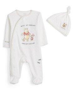 Primark Winnin the Pooh babygrow 250