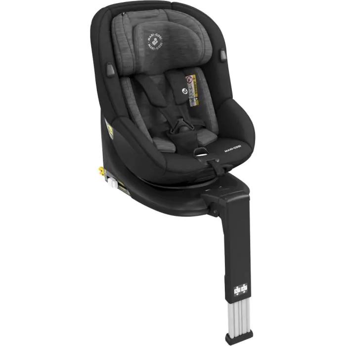 Maxi Cosi Mica i-Size Car Seat - Authentic Black